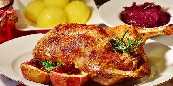 ¿Cómo disfrutar de la alimentación durante las fiestas de fin de año sin tener cargos de conciencia?