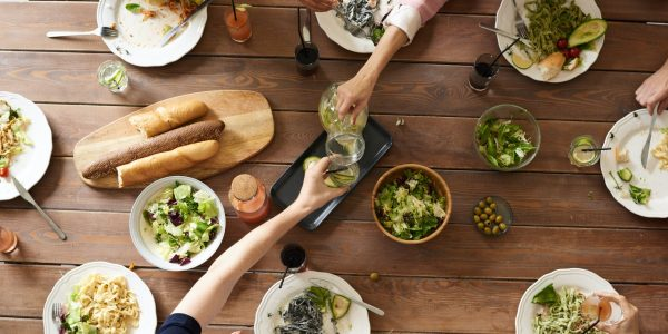 La importancia de la buena nutrición desde la niñez hasta la vida adulta